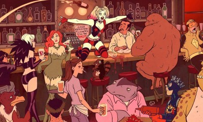 Harley Quinn reinventará a Bane