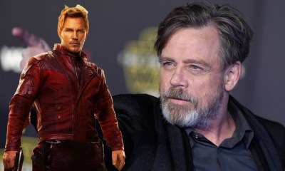 Mark Hamill en 'Guardians of the Galaxy