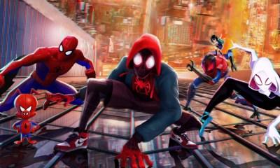 Spiderman japonés en 'Spiderverse 2'