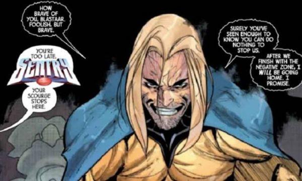 Marvel ha confirmado que el Avenger más fuerte regresará the-sentry-es-el-avenger-ma%CC%81s-fuerte-1-600x360