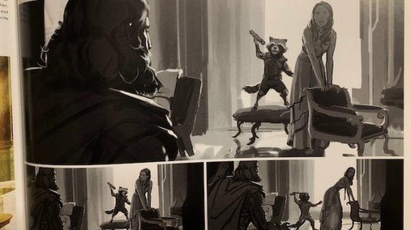 Así iba a ser la reunión de Thor y Jane Foster en 'Avengers: Endgame' thor-jane-rocket-animatic-1197069-600x336