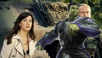 Hulk y Betty Ross en 'Avengers: Endgame'