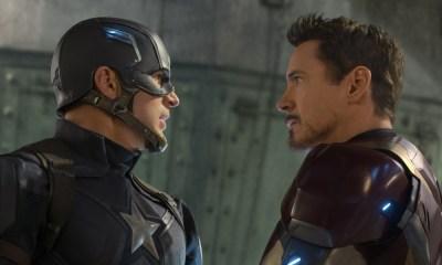 Captain America y Iron Man se casan