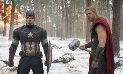 Captain Marvel es digna del mjolnir y el escudo