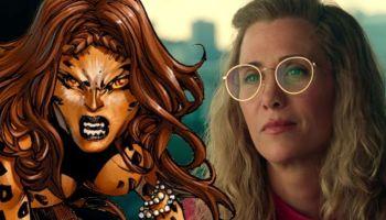 Cheetah en el trailer de 'Wonder Woman 1984'