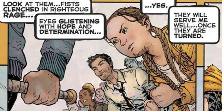 La niña activista Greta Thunberg ahora es parte del Universo de DC Greta-Thunberg-1