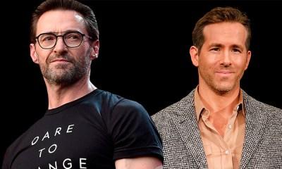 Hugh Jackman responde acusaciones de Ryan Reynolds