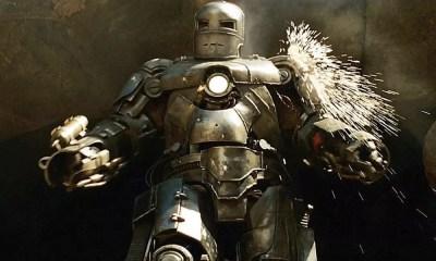 Regreso de Tony Stark con el traje clásico de Iron Man
