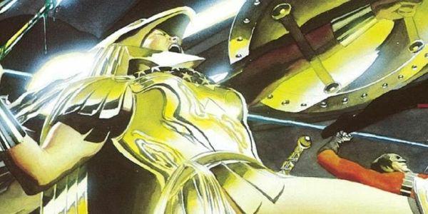 """Kingdom Come Golden Eagle Armor - Alex Ross se siente """"jodido"""" por el trato dispensado por Warner Bros."""