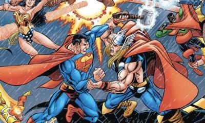 Título del crossover entre Marvel y DC