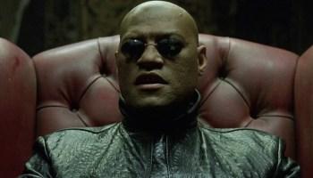 Versión joven de Morpheus en 'Matrix 4'