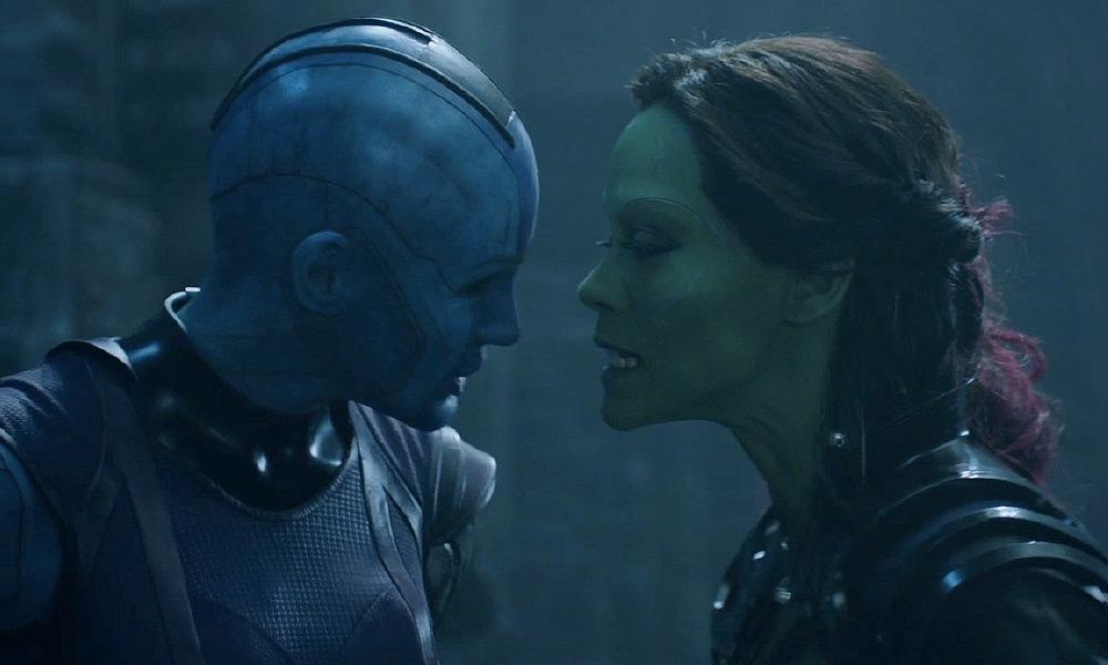 Thanos mandó a Nebula y Gamora con Ronan