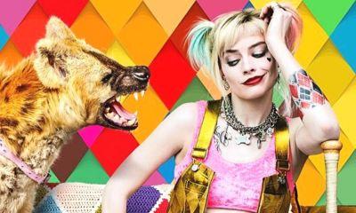 Nombre de la hiena de Harley Quinn