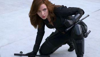mostrarán nuevo traje de Black Widow