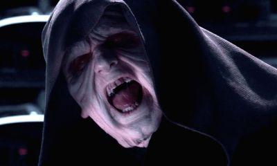 Reacciones de Palpatine en Star Wars