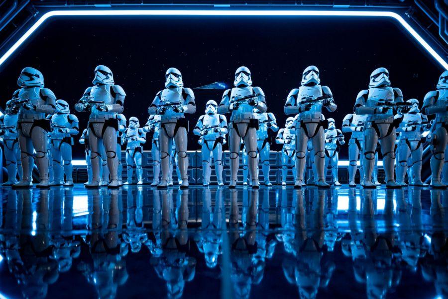 """Ambiciosa e inmersiva"", así se vive 'Star Wars: Rise of the Resistance' Rise-of-the-Resistance"