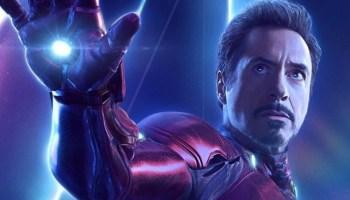 Robert Downey Jr. como Iron Man fue la mejor apuesta