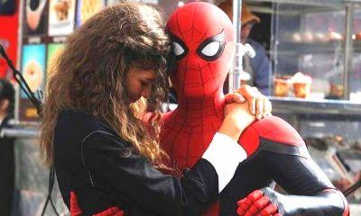 SpiderMan es amante de una Avenger
