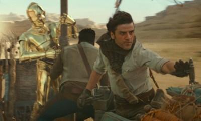 'Star Wars: The Rise of Skywalker' encabeza la taquilla mundial