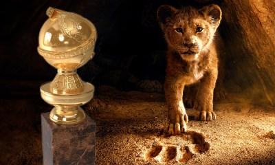 'The Lion King' es nominada en los Golden Globes