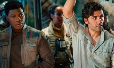 'The Rise of Skywalker' sigue liderando las taquillas