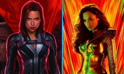 Wonder Woman 1984 y Black Widow las películas mas esperadas de 2020