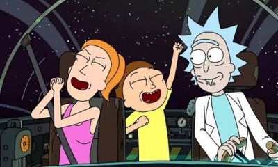 cuarta temporada de Rick and Morty sí estará en Netflix