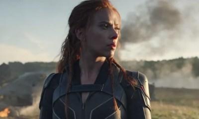 diferentes trajes que Black Widow usará