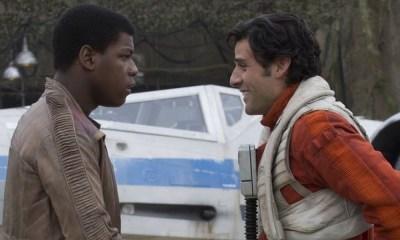 JJ Abrams habló sobre el romance de Finn y Poe