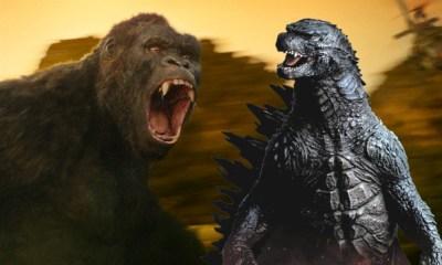 King Kong escuchó a Ghidorah