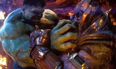 Hulk sí iba a salir en la batalla de Infinity War