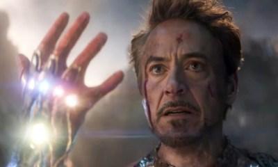 chasquido de Iron Man en los cómics