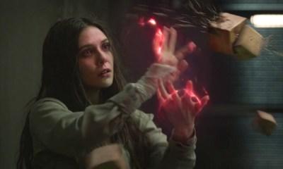 mamá de Scarlet Witch