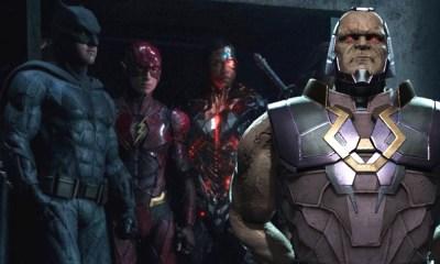 Darkseid iba a aparecer en el Snyder Cut de Justice League