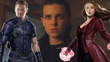 Personajes del MCU que vencerían a Eleven de Stranger Things