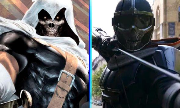 identidad de Taskmaster en 'Black Widow'