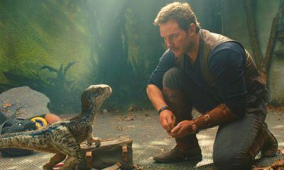 nueva trilogía de 'Jurassic World'