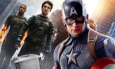Avengers y Fantastic Four unidos por los skrull