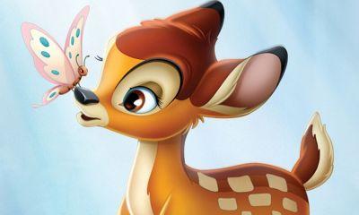 Live-action de 'Bambi'