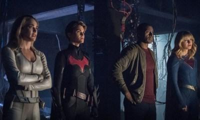 Batwoman salió del closet públicamente en el Arrowverse