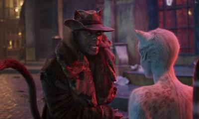 Errores de 'Cats' comenzaron desde la producción
