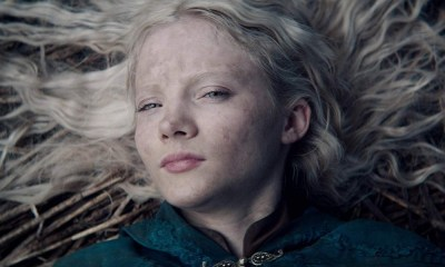 Ciri en la batalla de Nilfgaard en 'The Witcher'