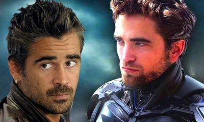 Colin Farrel dice que The Batman es hermoso