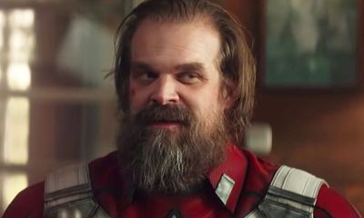 David Harbour destaca que no fue nominado al Oscar