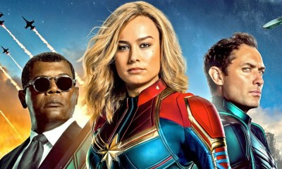 Directores de 'Captain Marvel' no estarán en la secuela