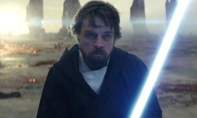 El fantasma de Luke Skywalker iba hablar con Kylo Ren