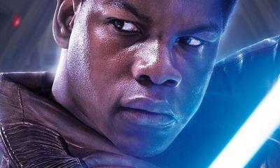 Finn usó la fuerza en 'The Last Jedi'