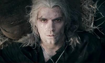Geralt de Rivia fue un niño de la ley de la sorpresa