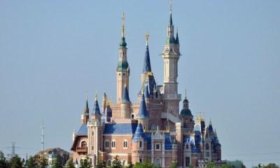 Por coronavirus cerraron Disneyland Shanghai