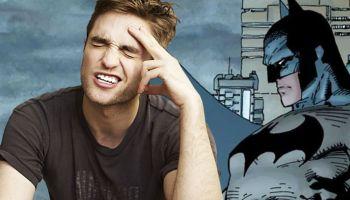 Robert Pattinson pensó que no iba a ser Batman